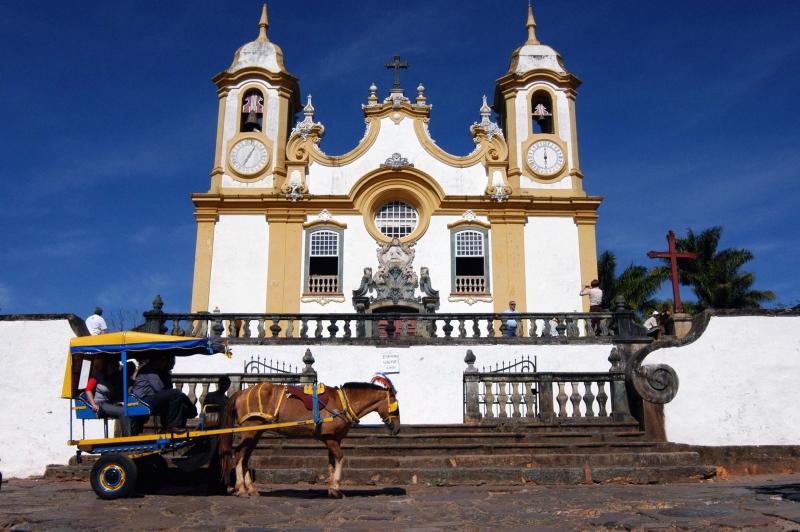 Tiradentes e Camanducaia chegam ao topo do ranking do turismo nacional