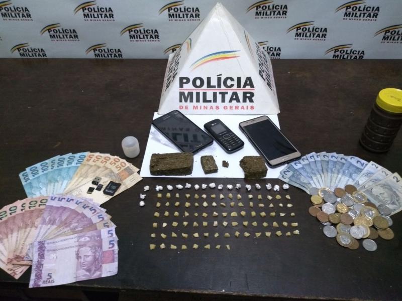 Polícia Militar realiza operação em Santa Bárbara, captura suspeito de roubos e outro suspeito de estupro