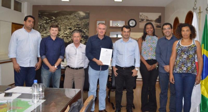 Prefeitura de Poços de caldas celebra convênio com a Unifei-Itabira