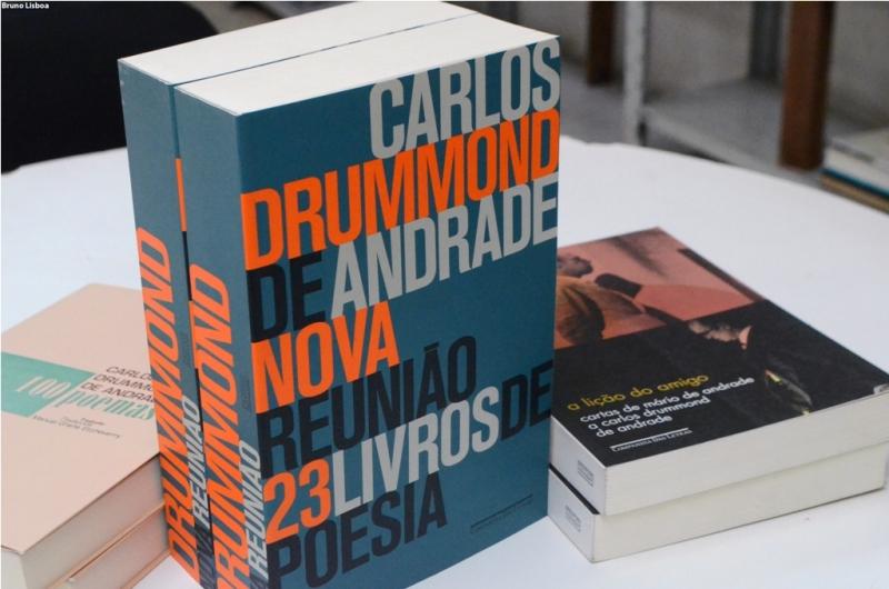 Fundação Cultural adquire 48 obras de Carlos Drummond de Andrade e Maria Julieta para o seu acervo
