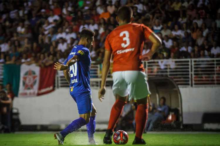 Boa Esporte surpreende e \'arranca\' empate com o Cruzeiro em Varginha