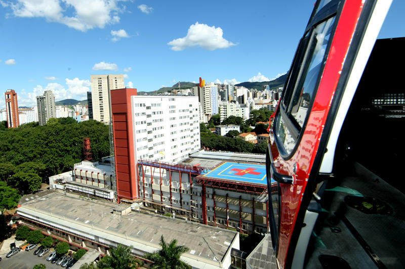 Fhemig abre processo seletivo para o Hospital João XXIII, em Belo Horizonte