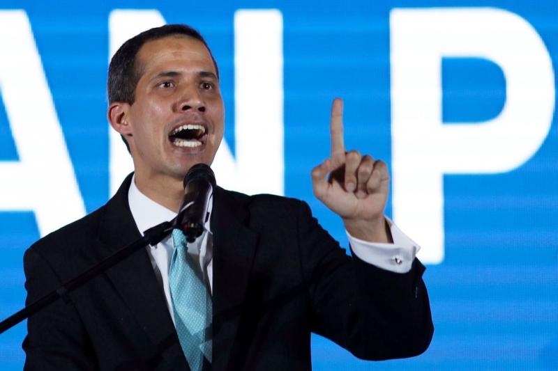 Países europeus apoiam Juan Guaidó