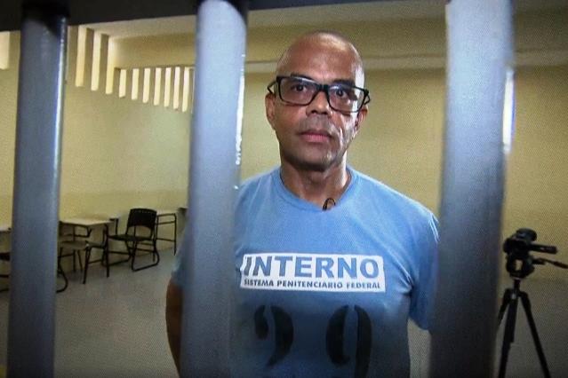 De traz das grades da prisão, narcotraficante Beira-Mar diz que milícia executou Marielle