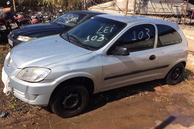 Detran - MG promove leilão de veículos em Itabira