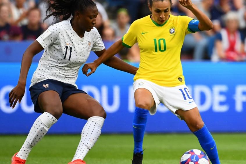 Fifa estuda expandir Mundial Feminino e dobrar premiação do torneio