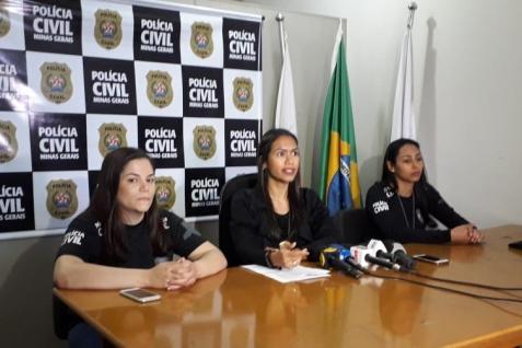 Polícia prende suspeito de estuprar adolescente e mantê-la em cárcere privado, em Betim