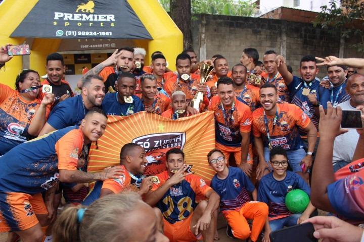 Só Zueira bate o Minas nos pênaltis e conquista o bicampeonato da Copa Natália Veículos de Futebol