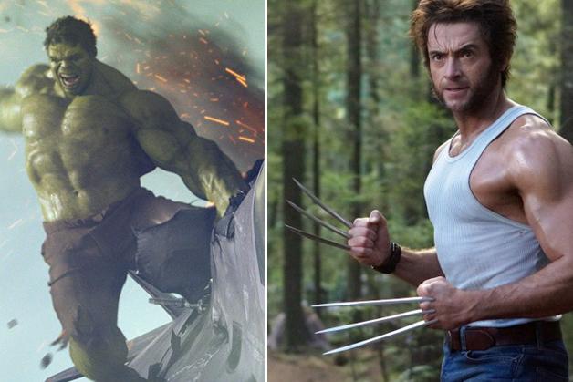 Marvel pode adaptar HQ onde Hulk enfrenta Wolverine