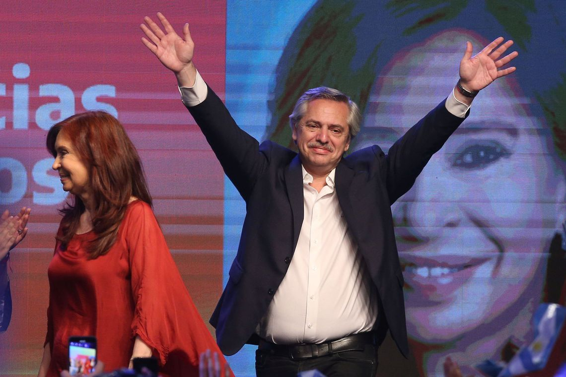 Alberto Fernández vence Mauricio Macri no 1º turno e é eleito presidente da Argentina