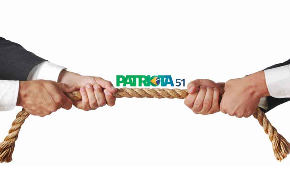 Disputa na justiça pela direção do Patriota pode deixar o partido fora das próximas eleições em Itabira
