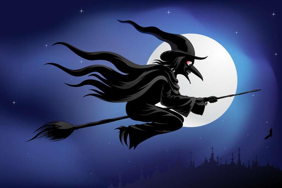 A bruxa do 666 de Alucard