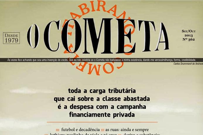 O COMETA ITABIRANO