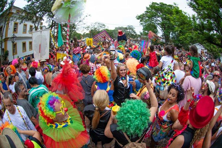 Carnaval em Tiradentes promete uma das melhores festas de Minas