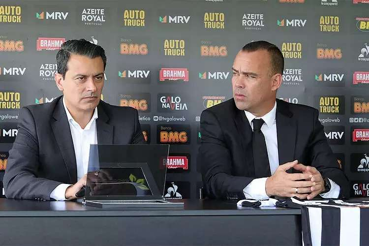 Atlético demite Rui Costa, Marques e Rafael Dudamel após vexame na Copa do Brasil