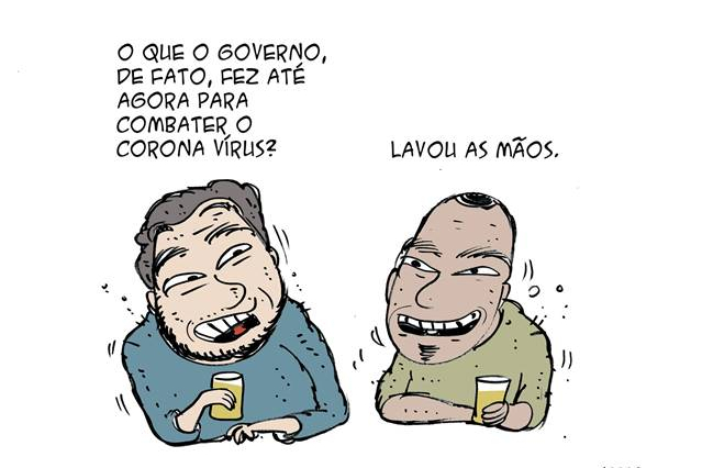 Charge do Netto - 18/03/2020