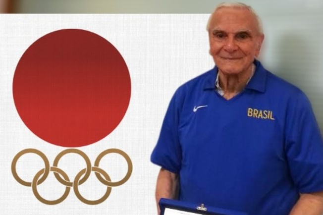 Basquete de luto: morre ex-técnico Brito Cunha, ouro nos Jogos de 1964