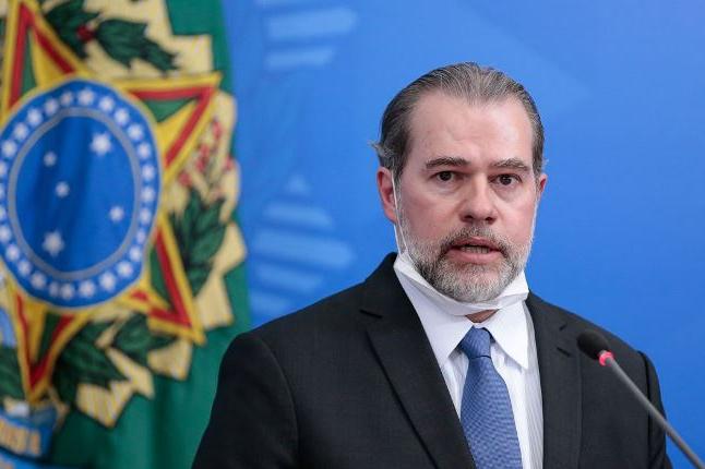 """Inquérito do STF encontrou """"ameaças reais"""" a ministros, diz Toffoli"""