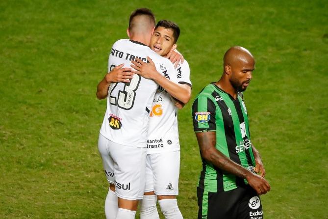 Galo vence de goleada e está na final do Campeonato Mineiro