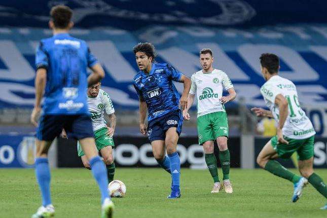 Cruzeiro perde a primeira na Série B