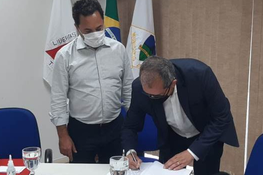 Gilberto Ramos assume a Secretaria Municipal da Fazenda de Itabira