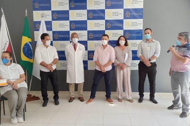 Coronavírus: Com chegada da vacina, HNSD faz alerta contra golpes