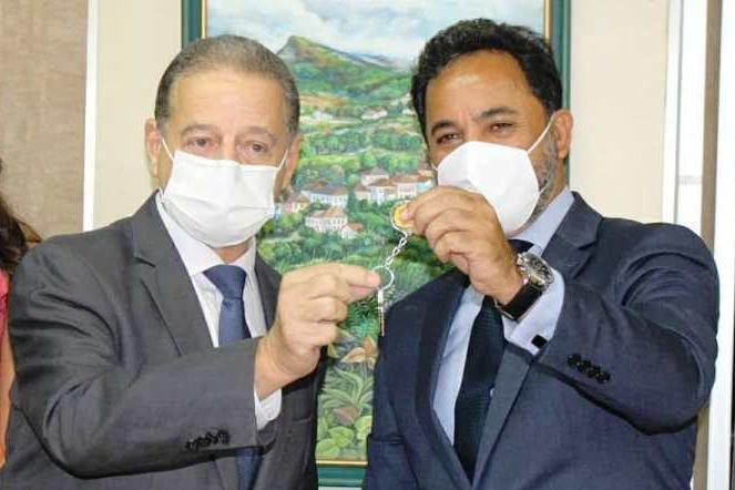 Prefeito de Itabira completa 100 dias de governo