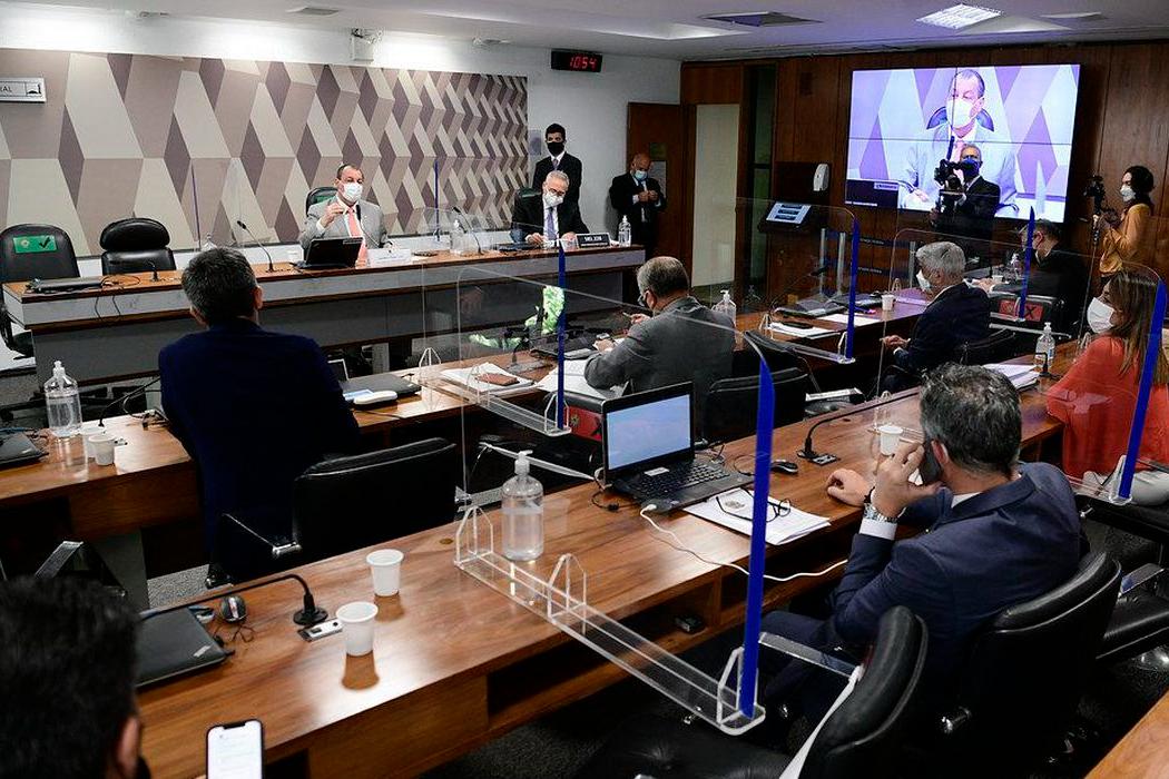 CPI reage à ausência de advogado e pede retenção de passaporte