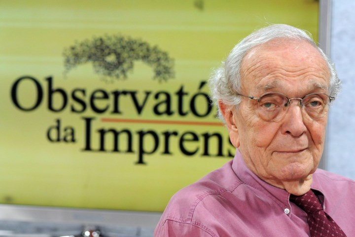 ALBERTO DINES - O OMBUDSMAN