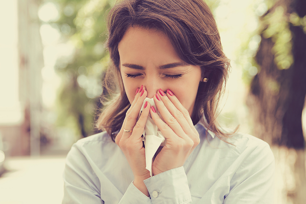 Durante pandemia, alergias merecem cuidados específicos