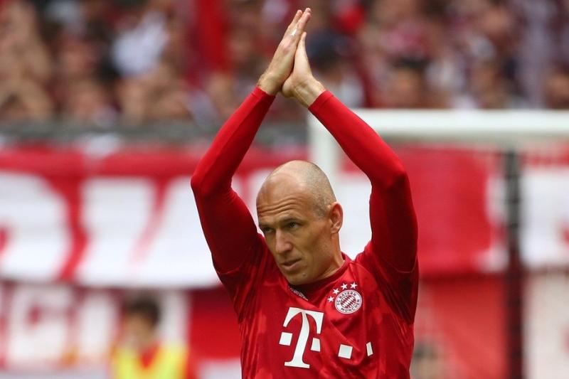 Aos 35 anos, Arjen Robben anuncia aposentadoria dos gramados