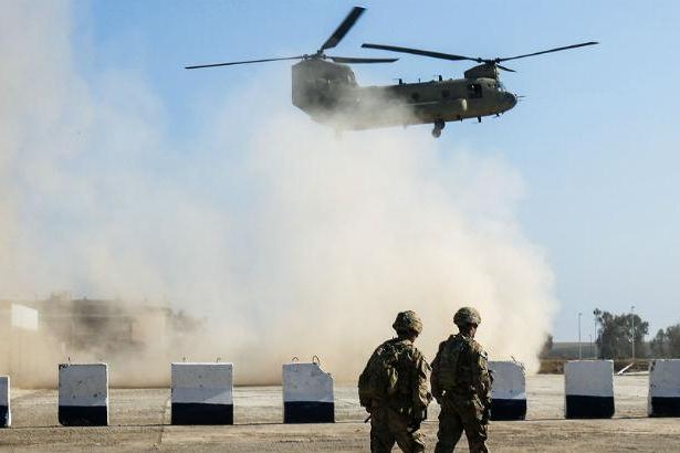 Iraque: mísseis atingem base militar norte-americana