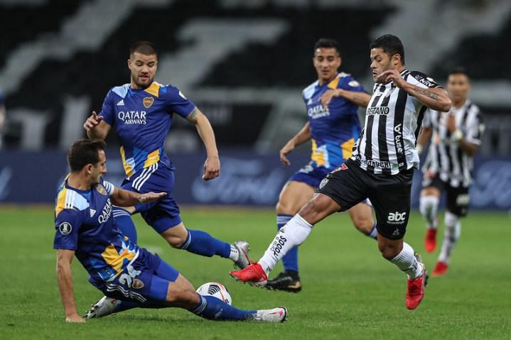 Galo avança às quartas da Libertadores