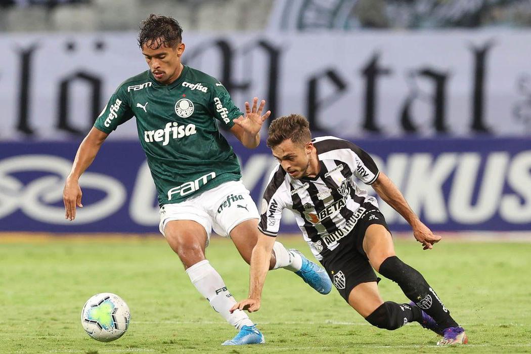 Em disputa pela liderança do Brasileiro, Atlético-MG recebe Palmeiras