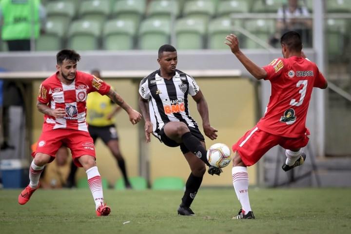 Campeonato Mineiro: Atlético e Tombense fazem 1º jogo da final