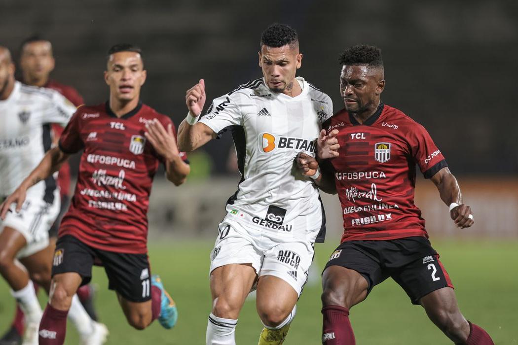 Libertadores: Atlético-MG vence Cerro Porteño e assume liderança geral