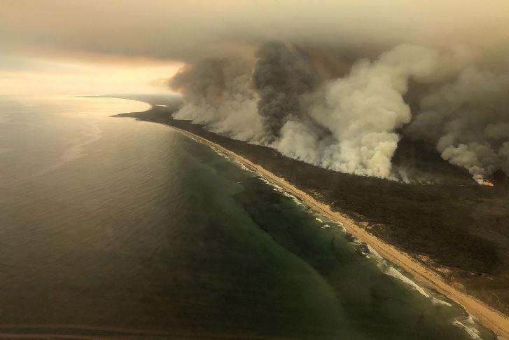 Incêndio: Austrália vai investir € 1,24 bilhão na indústria do turismo