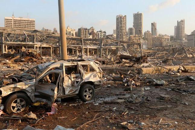 Mortes por explosão em Beirute sobem para 154