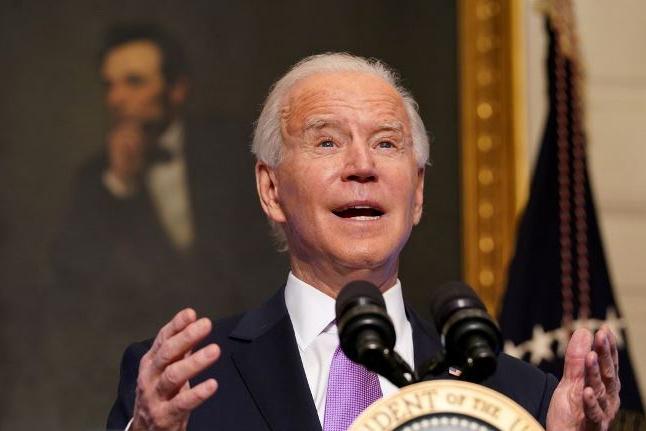 Biden pede união contra pandemia e na defesa do meio ambiente