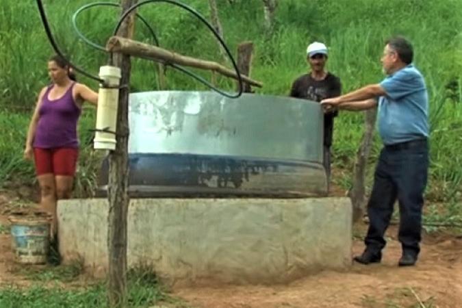 Emater-MG incentiva construção de biodigestores em pequenas propriedades