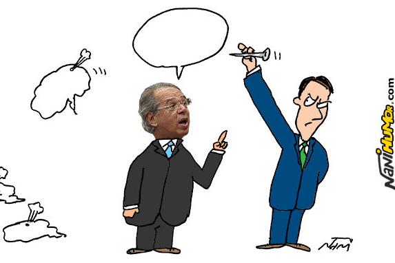 DESMENTINDO O PRESIDENTE