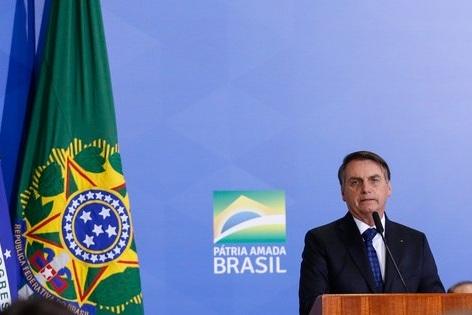 32% aprovam e 32% reprovam governo Bolsonaro, diz Ibope