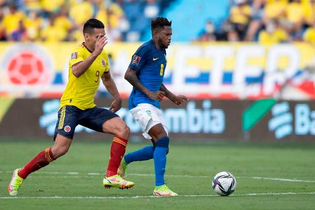 Brasil empata em 0 a 0 com a Colômbia pelas eliminatórias