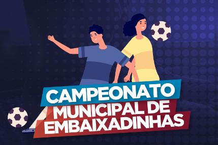 Inscrições para Campeonato Itabirano de Embaixadinha são prorrogadas