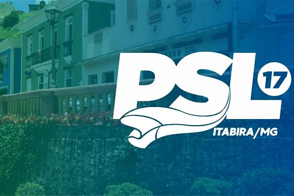 Partido Social Liberal de Itabira fará convenção para escolha de candidatos nesta quarta-feira 16