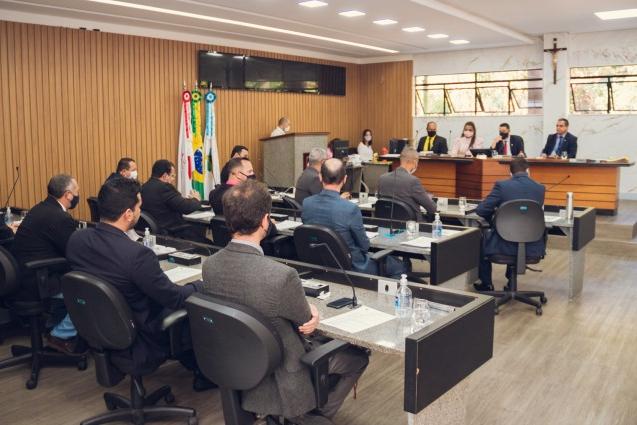 Reuniões ordinárias da Câmara de Itabira têm horário alterado