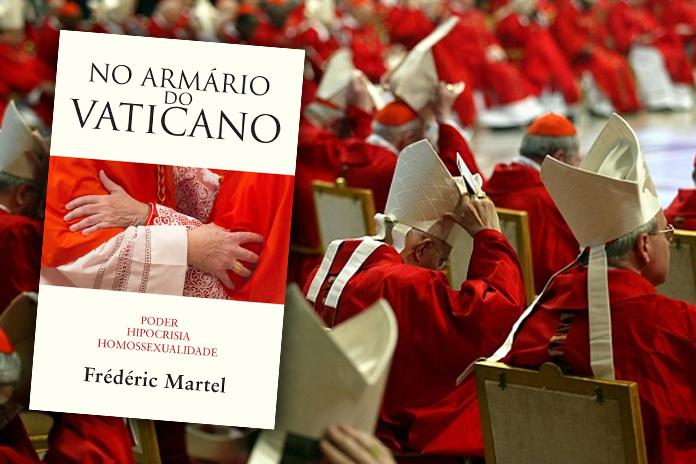 """""""Vaticano: organização gay"""""""