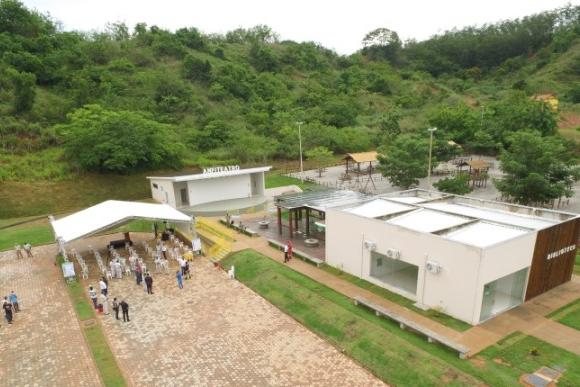 CENIBRA inaugura Complexo Cultural do Parque Multifuncional