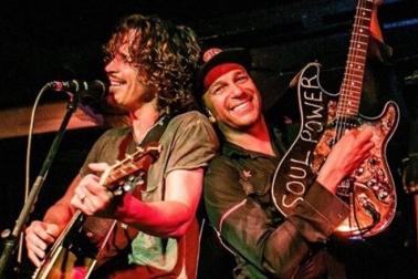 Audioslave tem muitas músicas inéditas gravadas com Chris Cornell