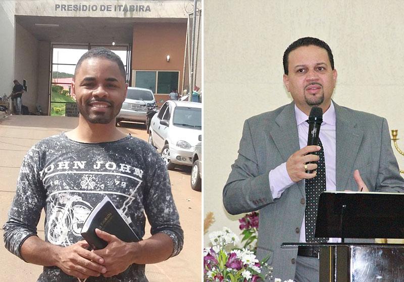 Weverton Nenzinho e Pastor Ailton Itabira